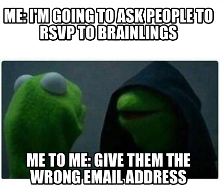 how to ask people to rsvp
