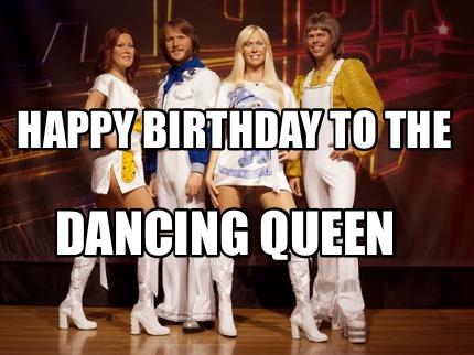 ABBA - Dancing Queen - That's Me