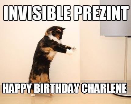 Meme Creator Funny Happy Birthday Charlene Meme Generator At