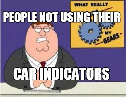 people-not-using-their-car-indicators