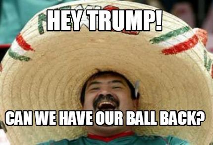 Xzibit Memes Trump