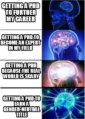 how to become a phd