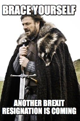 Meme Creator - Funny Brace yourself Another brexit