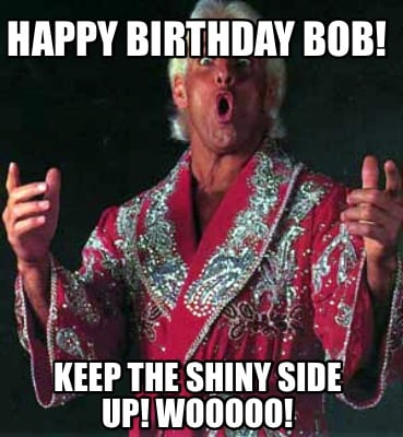happy birthday bob meme