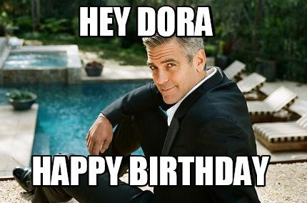 George Clooney Meme Generator