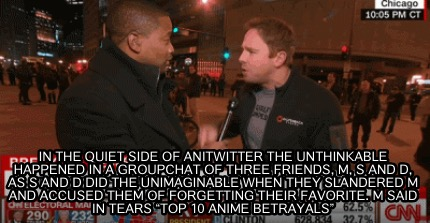 Meme Creator - Funny In the quiet side of anitwitter the