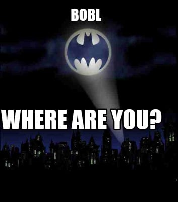 bobl-where-are-you
