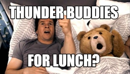 thunder-buddies-for-lunch