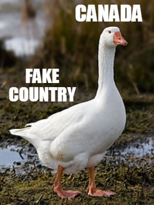 Meme Creator - Funny Canada Fake Country Meme Generator at