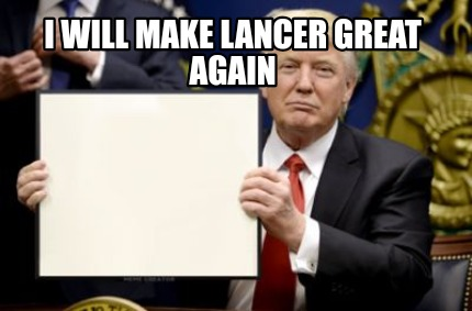 i-will-make-lancer-great-again