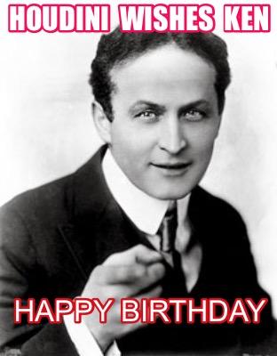 Meme Creator Houdini Meme Generator At Memecreatororg