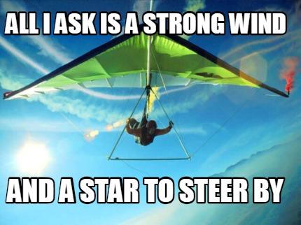 Meme Creator - Meme hang gliding Meme Generator at MemeCreator org!
