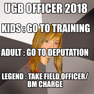 ugb-officer-2018-legend-take-field-officer-bm-charge-kids-go-to-training-adult-g