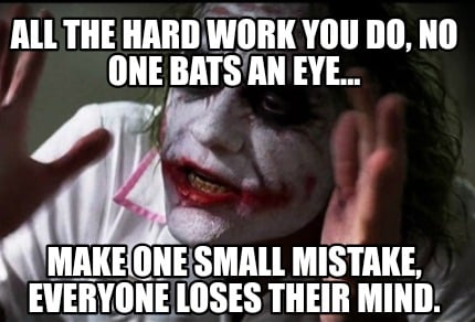 all-the-hard-work-you-do-no-one-bats-an-eye...-make-one-small-mistake-everyone-l