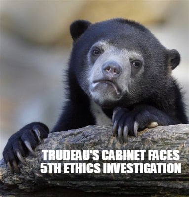 trudeaus-cabinet-faces-5th-ethics-investigation