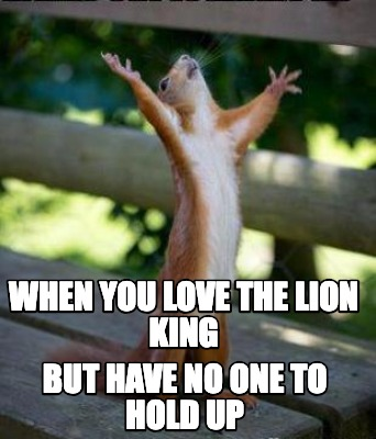when-you-love-the-lion-king-but-have-no-one-to-hold-up