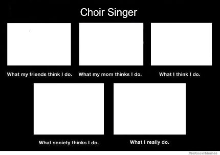 choir-singer