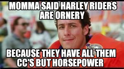 momma-said-harley-riders-are-ornery-because-they-have-all-them-ccs-but-horsepowe
