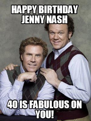 Happy Birthday Meme Happy Birthday Jenny Meme