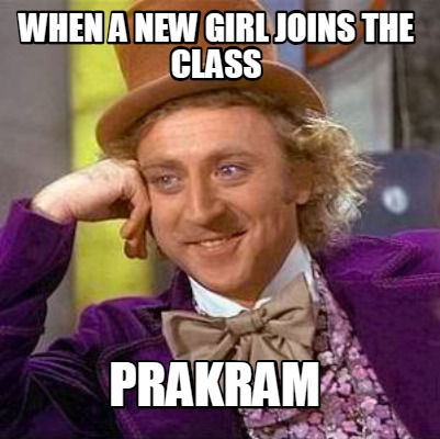 when-a-new-girl-joins-the-class-prakram