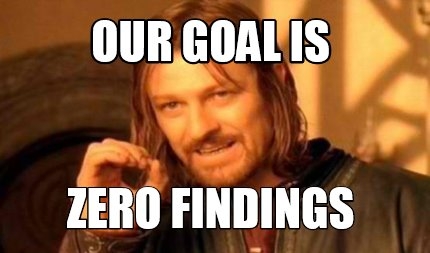our-goal-is-zero-findings