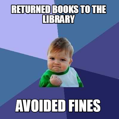 returned-books-to-the-library-avoided-fines