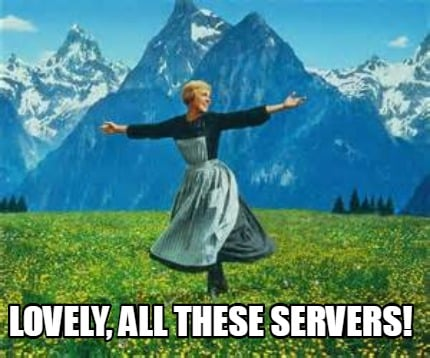 lovely-all-these-servers