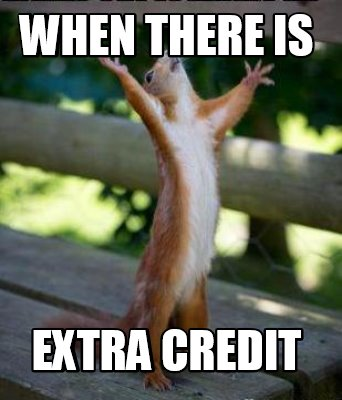 when-there-is-extra-credit