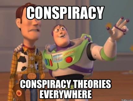 Meme Creator - Funny CONSPIRACY Conspiracy theories