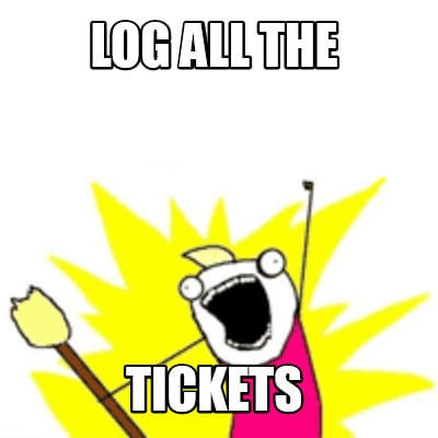 log-all-the-tickets