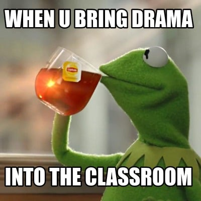 when-u-bring-drama-into-the-classroom