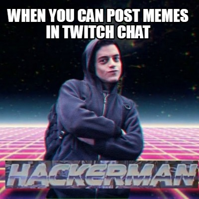 Meme Creator - Funny when you can post memes in twitch chat