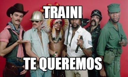 traini-te-queremos