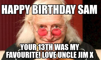 Happy Birthday Uncle Memes