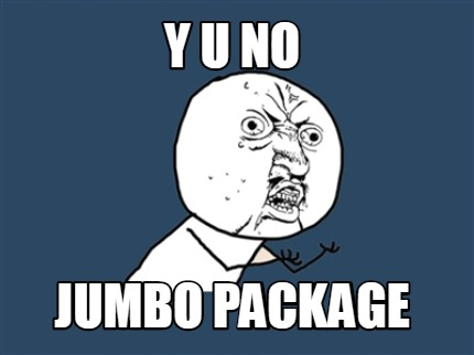 y-u-no-jumbo-package
