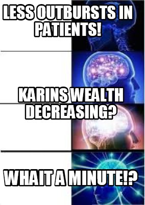 less-outbursts-in-patients-whait-a-minute-karins-wealth-decreasing