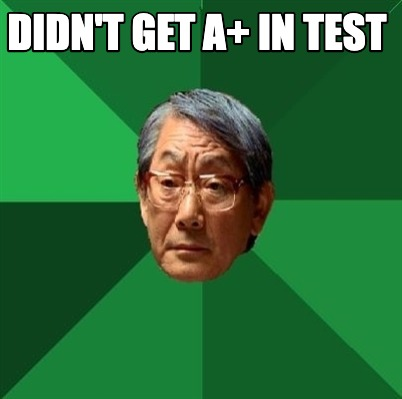 didnt-get-a-in-test