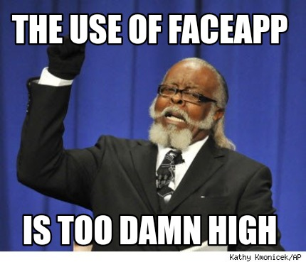 27+ Face App Meme Funny Pictures