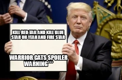 Meme Creator - Funny kill red tail and kill blue star oh
