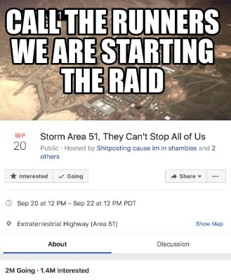 call-the-runners-we-are-starting-the-raid