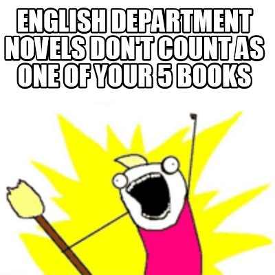 english-department-novels-dont-count-as-one-of-your-5-books