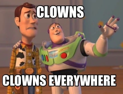 clowns-clowns-everywhere