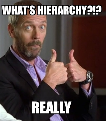 whats-hierarchy-really