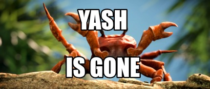 yash-is-gone