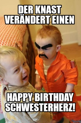 happy birthday schwesterherz