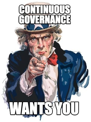 continuous-governance-wants-you