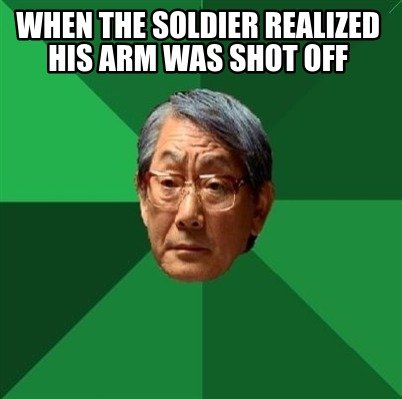 when-the-soldier-realized-his-arm-was-shot-off