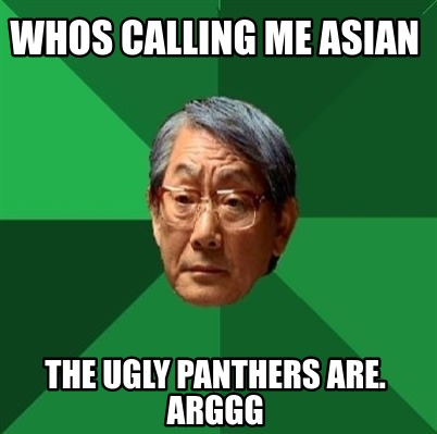 whos-calling-me-asian-the-ugly-panthers-are.-arggg