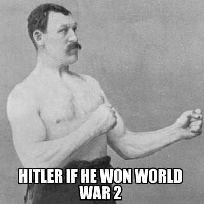 hitler-if-he-won-world-war-2