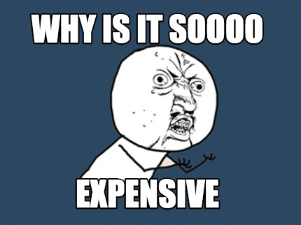 why-is-it-soooo-expensive
